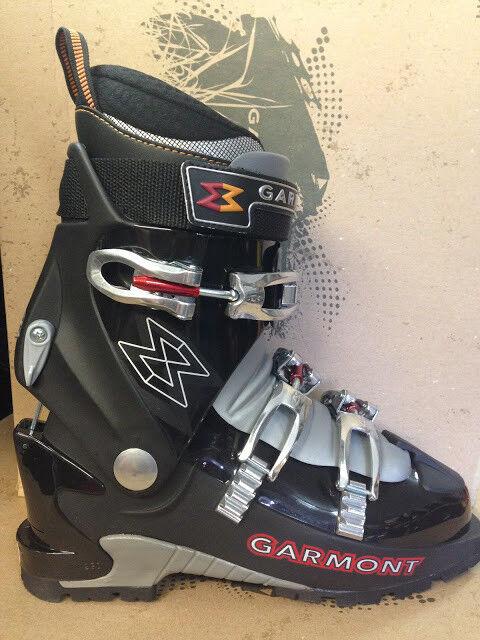 Garont Zenith botas de Esquí de Montaña Ligero 3 Ganchos Ski Alp Bota