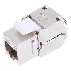 Keystone-Cat6A-Shielded-FTP-Metal-Module-Network-Keystone-Jack-Connector-Adapter