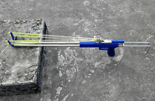 DIY Hunting Catapult Rifle stainless steel trigger Driving force by Rubber Band
