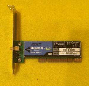 WIRELESS-G PCI ADAPTER WMP54G WINDOWS 8.1 DRIVER