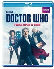 Doctor Who: Twice Upon a Time (Blu-ray Disc, 2018)