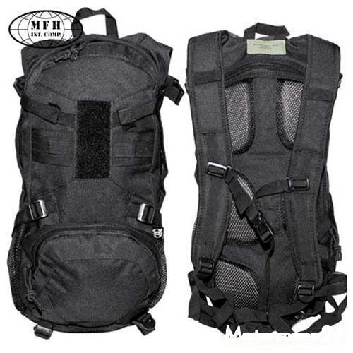 Wanderrucksack 25L kleiner Comando Rucksack für Einsatzkräfte Tactical Molle od