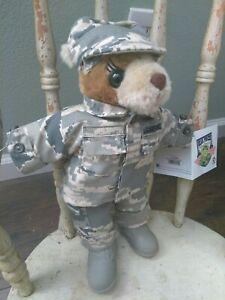 Bear-Forces-of-America-U-S-Army-Military-Plush-Bear-ACU-Camo-Female-girl-stuffed