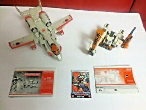 Hasbro Transformers Hoist with Refute Armada/PowerGlide Universe instructions