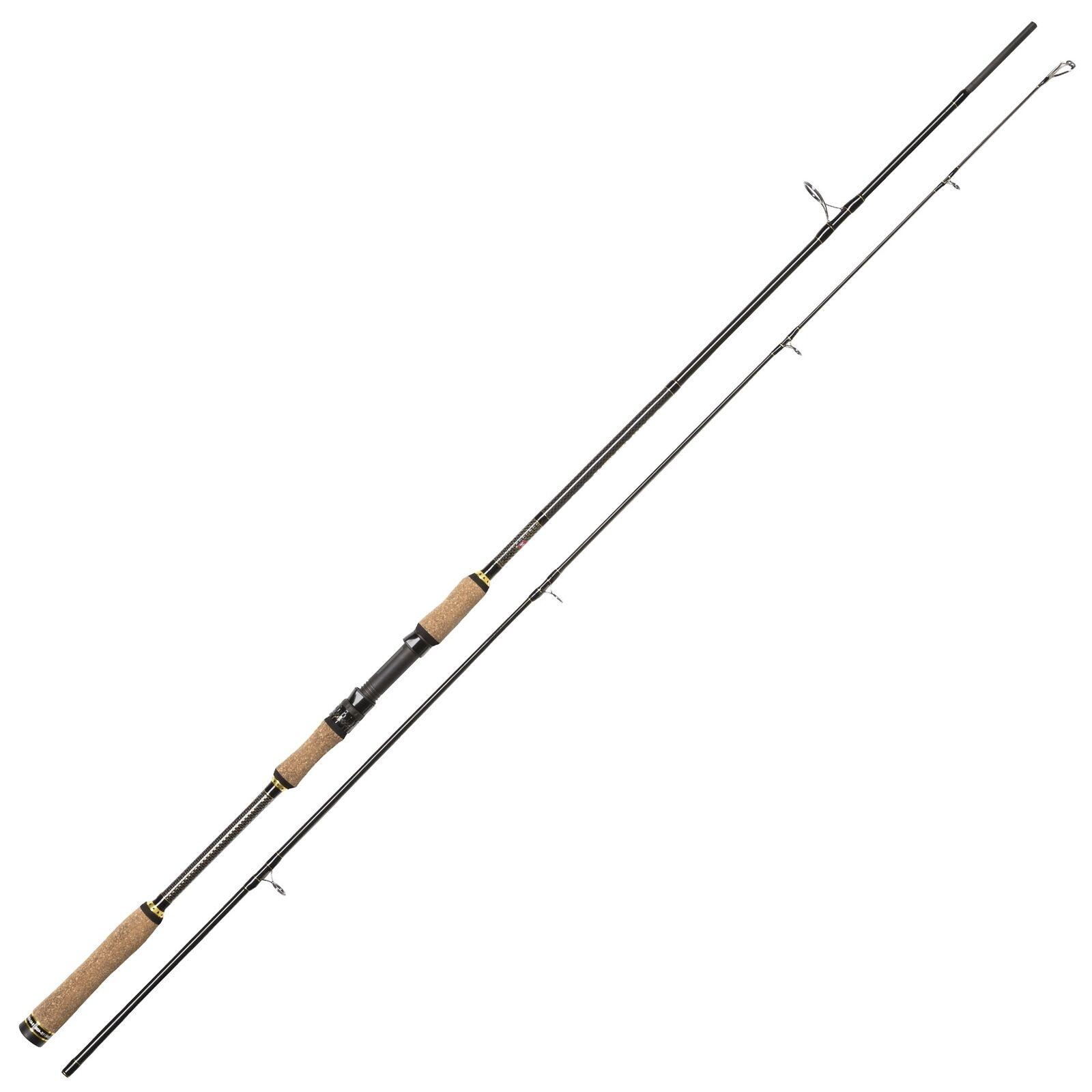 Penn régiment II sw spin 240-270cm eau salée spinnrute canne à pêche 15-40g 20-50g