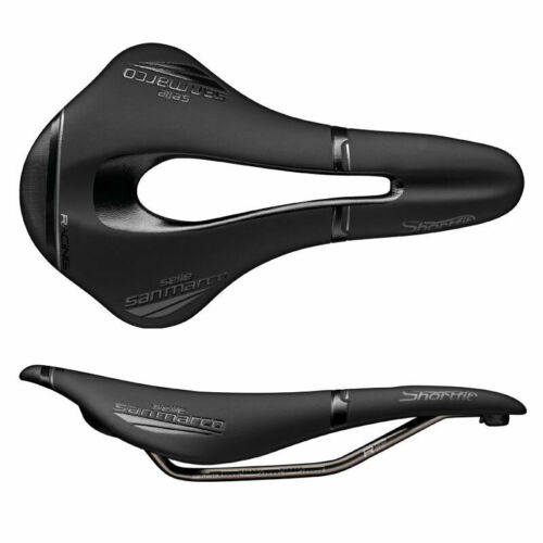 OpenFit,Wide,Xsilite,Microfeel,Blk Selle San Marco Shortfit Racing