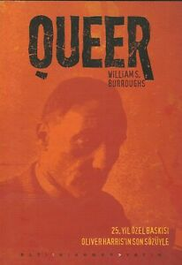 WILLIAM-S-BURROUGHS-034-QUEER-034-TURKISH-EDITION-SOFTCOVER-2014-TURKEY-TRANSLATION