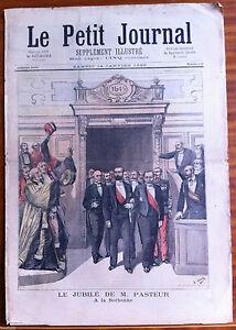 Le-petit-Journal-14-01-1893-Le-Jubile-de-M-Pasteur-a-la-Sorbonne
