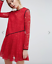 Sportmax-Code-Bosforo-Red-Lace-Dress-NEW-Size-XS miniatuur 2