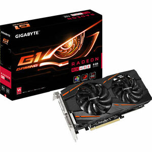 Gigabyte-AMD-Radeon-RX-480-G1-Gaming-OC-8GB-GDDR5-Graphics-Video-Card-HDMI-DP