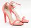 thumbnail 1 - Asos Womens UK Size 7 Orange Heels
