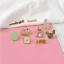 Corgi-Sloth-Alpaca-Cat-Dog-Cactus-Tree-Enamel-Pins-Badges-Brooches-Badges-Lapel thumbnail 1