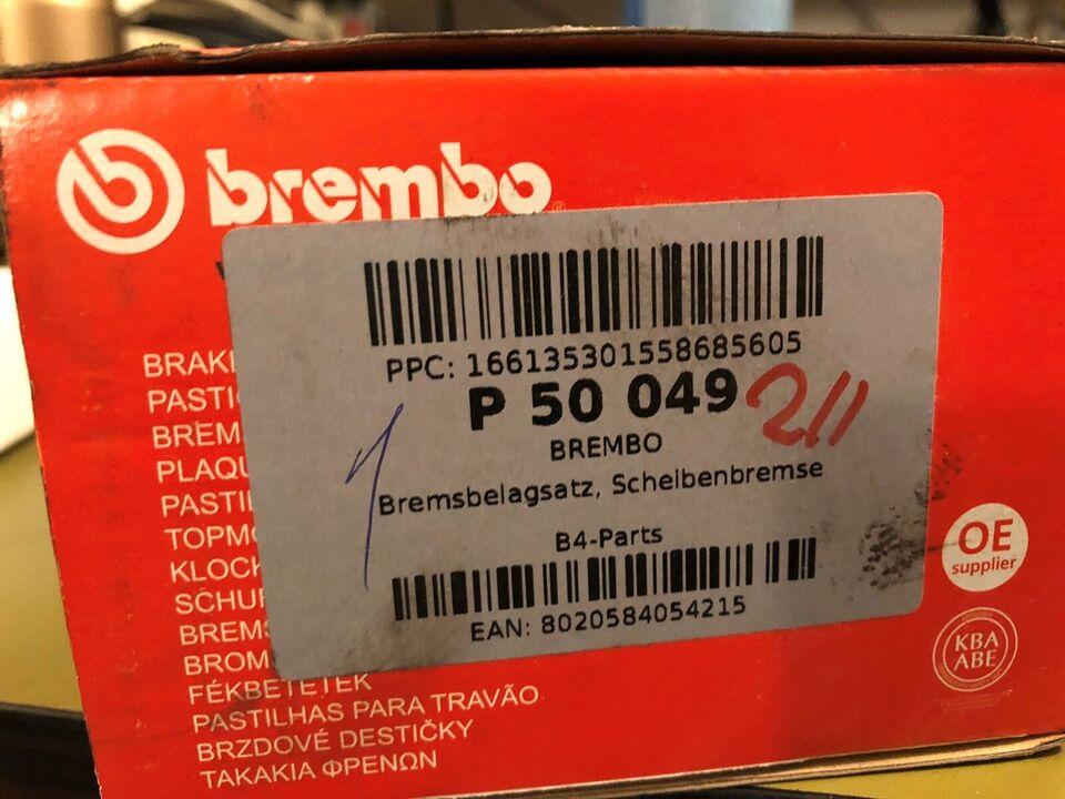 Andet biltilbehør, Brembo