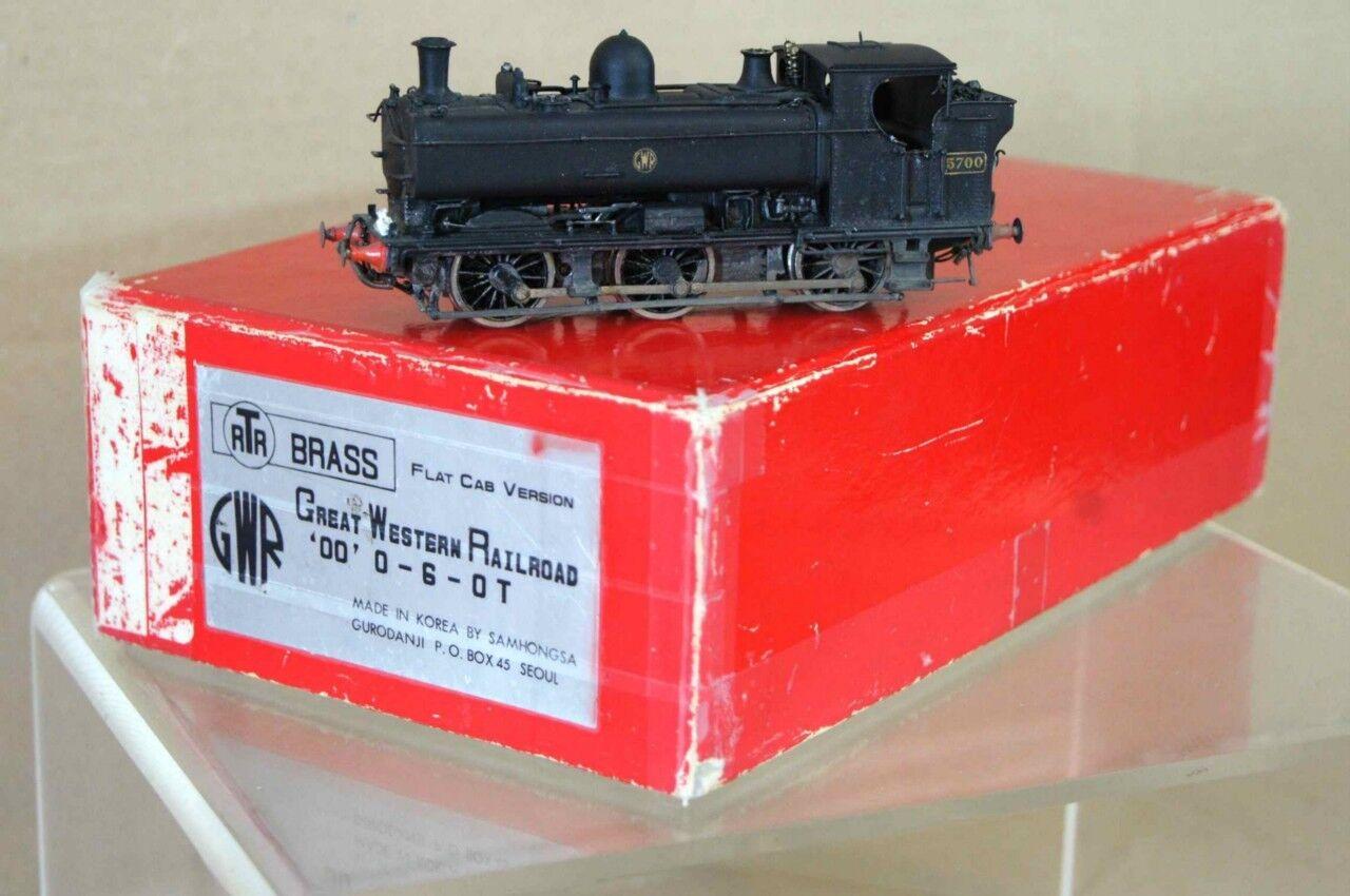 Samhongsa Rtr Set Gebaut Messing Gwr Br 0 6 0 Klasse 57XX Gepäcktasche Tank