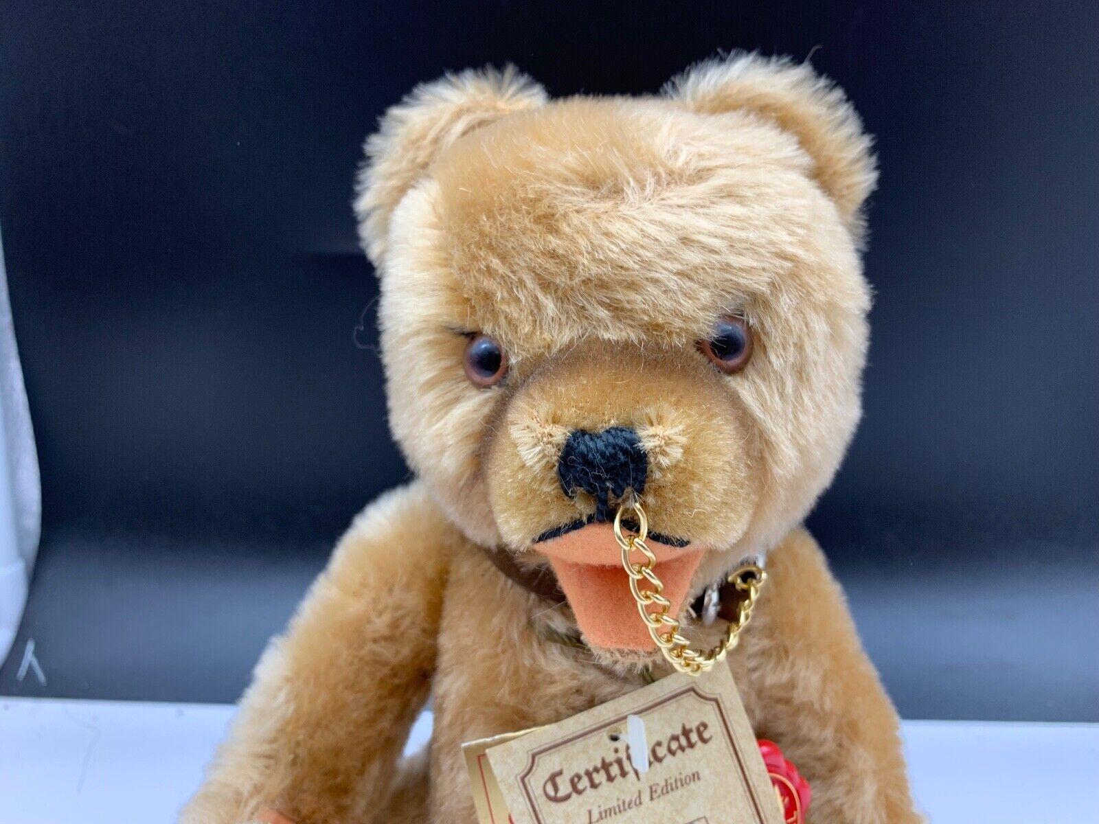 Hermann Teddy Bär Bär Bär 28 cm. Top Zustand. e2a523