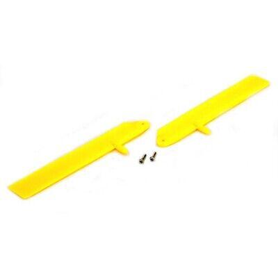 nCP X Blade Fast Flight Main Rotor Blade Set Orange
