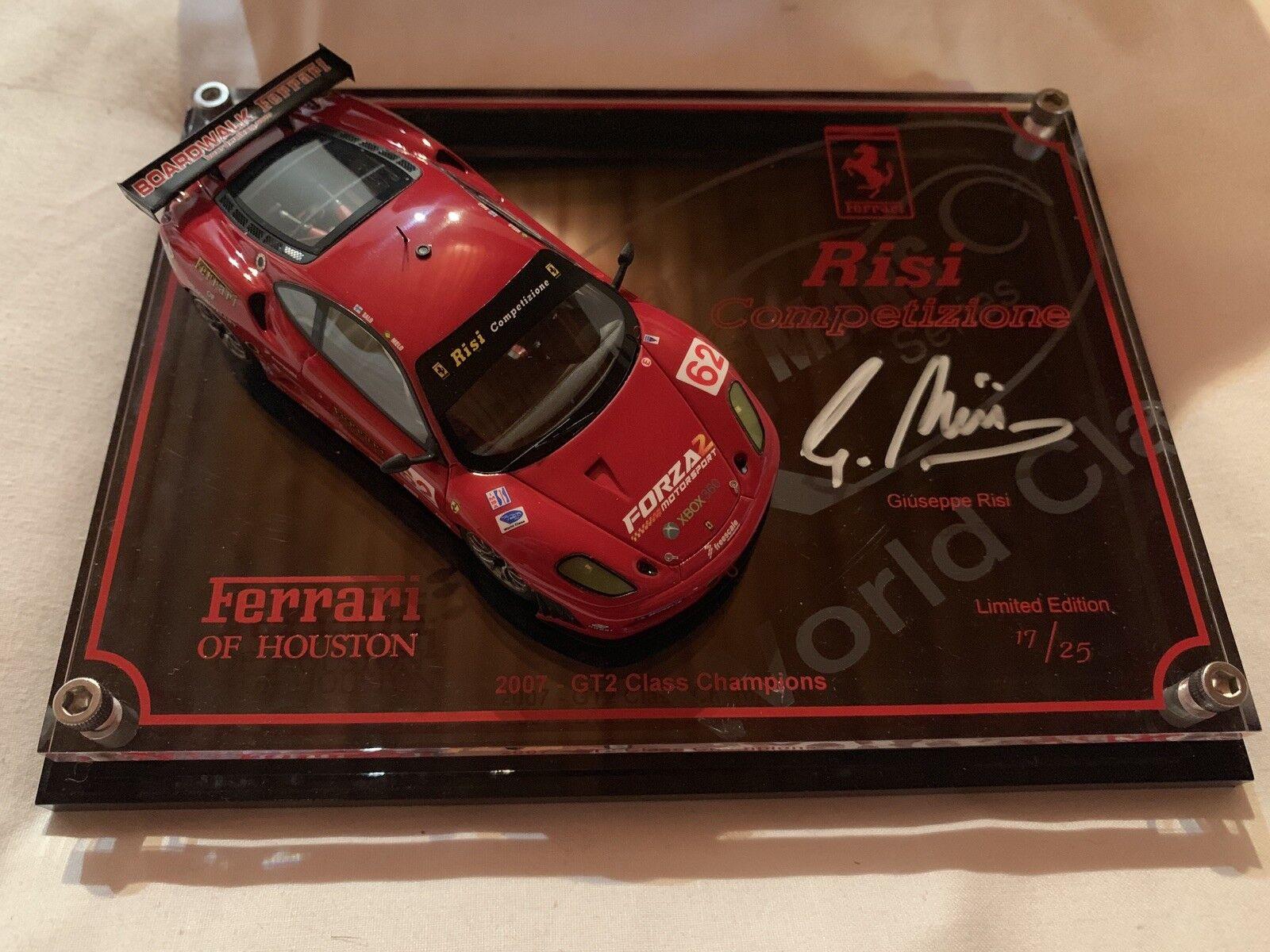 Ferrari 430 GT2 Class Champions 2007 Risi competizione N17 25  2456
