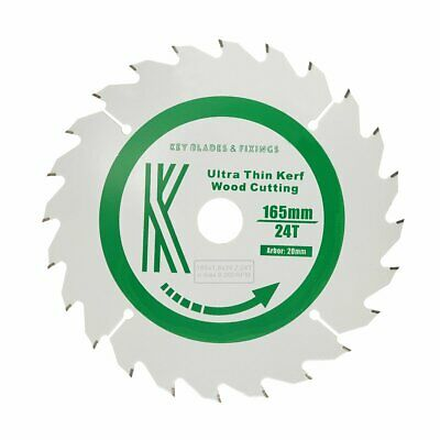 CLEARANCE LINE O5 TCT WOOD CIRCULAR SAW BLADE 160 mm X 30 mm BORE 24T CROSS CUT