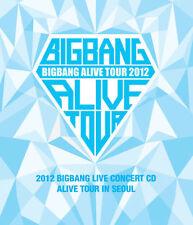 BigBang - 2012 BIGBANG Live Concert CD: ALIVE tour in SEOUL (CD+Booklet)