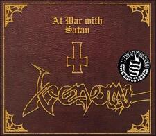 At War with Satan [Expanded] by Venom (CD, Mar-2008, Castle)