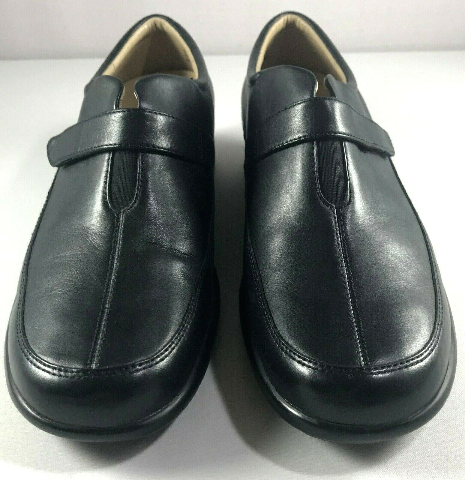 wonderlite men's walter leather loafer