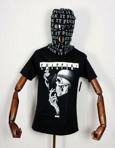 Dgk Skateboards T-Shirt Tee Chiefin Black in S Dirty Ghetto Kids