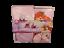 Disney-Princess-Micro-Mink-Sheet-and-Pillowcase-Set-Ariel-Belle-Aurora-NEW miniature 1