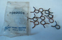 Polaris Snowmobile 7/16 Id Fuel Line Clamps Package Of 10 Part 7080003