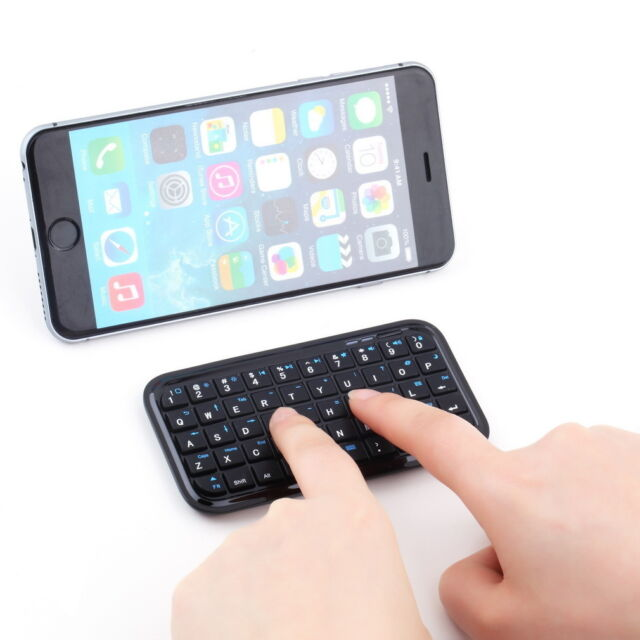New Mini Wireless Bluetooth 3.0 Keyboard for iPad2/3/4 iPhone 4S 5 Android OS FT