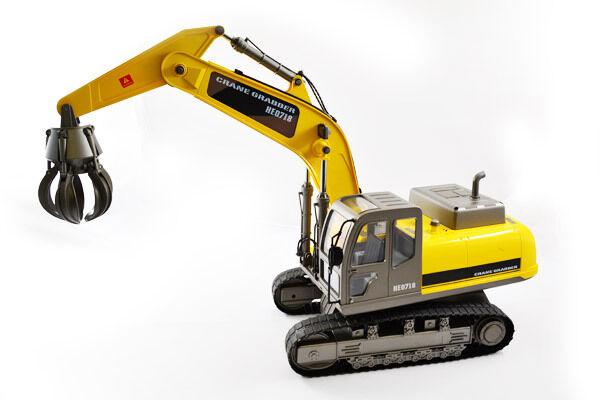 GReE scala RC Crane Grabber versione aggiornata Premium Label-Hobby Engine   punto vendita