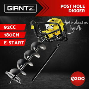 Giantz-Post-Hole-Digger-Auger-92CC-Petrol-Diggers-Drill-Borer-Fence-Earth-Power