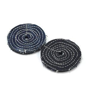 4~12Inch Cowboy cloth Polishing Wheel For stainless steel Fine Metal Polishing