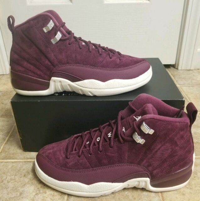 wholesale dealer amazon delicate colors NIKE AIR JORDAN 12 RETRO BG (GS)