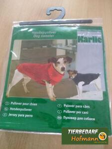 Hundepullover-Strickpullover-Pullover-Hund-Karlie-schwarz-versch-Groessen