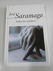 TODOS-LOS-NOMBRES-JOSE-SARAMAGO-LIBRO-TAPA-DURA-ALFAGUARA