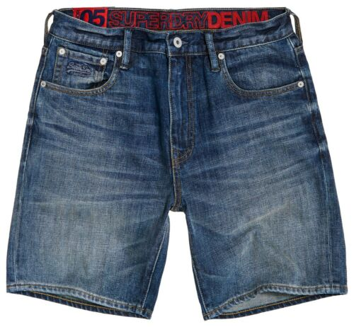 Superdry Conor Taper Short Byrom Mid Vintage