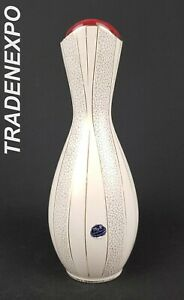Vintage1950s-MARZI-amp-REMY-Fishmouth-Vase-1025-28-German-Pottery-Fat-Lava-Era