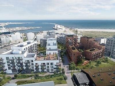 4600 vær. 4 lejlighed, m2 100, Strandpassagen
