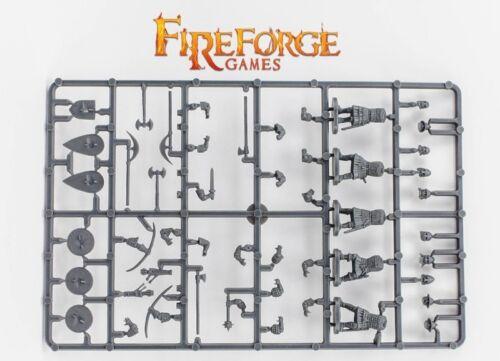 FIREFORGE GAMES DEUS VULT FFG012 SCANDINAVIAN INFANTRY