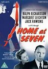 Home at Seven 5027626413040 With Ralph Richardson DVD Region 2