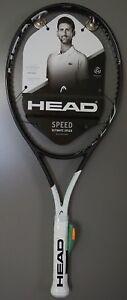 New HEAD GRAPHENE 360 Speed Pro 4 5 8 Tennis Racquet Racket Djokovic ... ddc7b570df00a