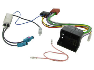 peugeot 407 cd radio stereo headunit iso wiring harness lead adaptor 2010 peugeot image is loading peugeot 407 cd radio stereo headunit iso wiring