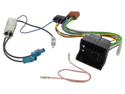 RADIO STEREO HEADUNIT ISO WIRING HARNESS LEAD ADAPTOR CT20PE03 FITS PEUGEOT 807