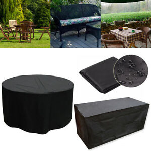 Outdoor Garden Patio Furniture Cover Heavyduty Bench Sofa Rattan Set