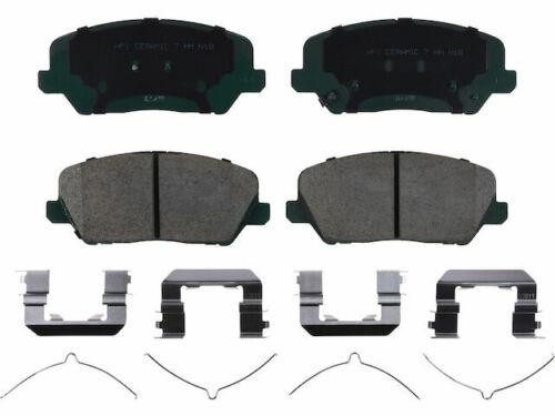 For 2016-2017 Hyundai Veloster Brake Pad Set Front API 45414HQ