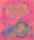 1001 Knights & Castles Things to Spot Sticker Book von Hazel Maskell (2014, Taschenbuch)