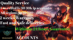 League-of-legends-Pbe-Server-Accounts-Unverifed-With-Warranty