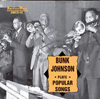 Plays Popular Songs by Bunk Johnson (CD, Dec-1999, American Recordings (USA))