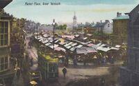 GREAT YARMOUTH ( Norfolk) :  Market Place-FLEEMAN