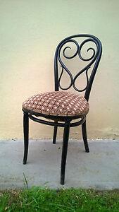 Schlussverkauf Original Thonet Stuhl Nr Einzeln 4 Von 1861-1865 1a